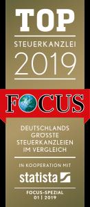 Top Steuerkanzlei 2019 - Fokus: Deutschlands größte Steuerkanzleien im Vergleich